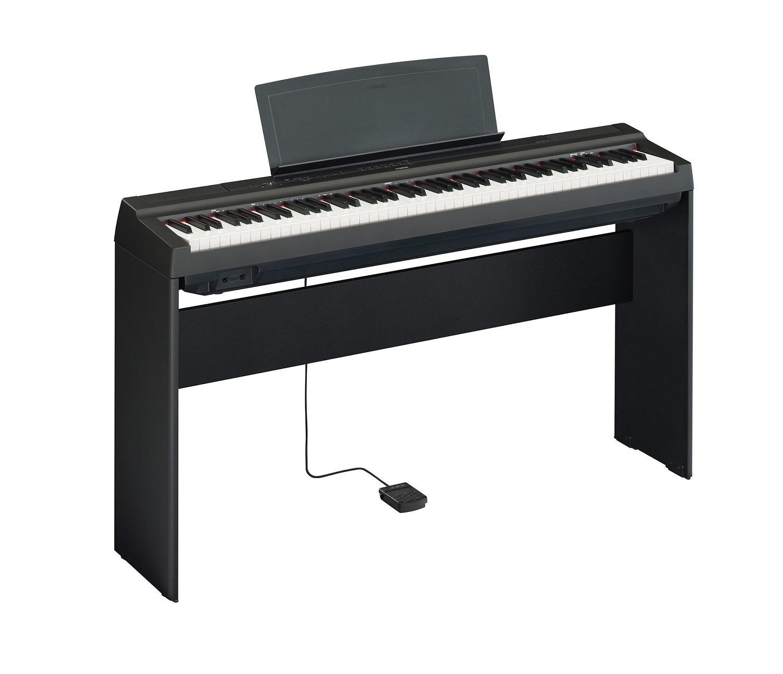 yamaha p125 piano numerique